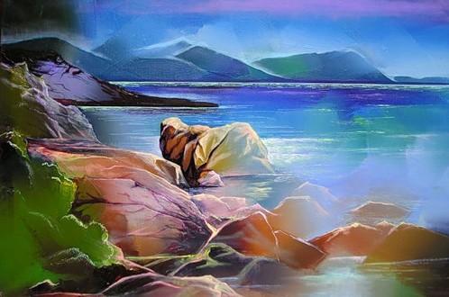 Гиви Сипрошвили. Каменный берег