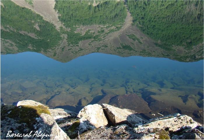 Озеро Омот. Глубина и высота