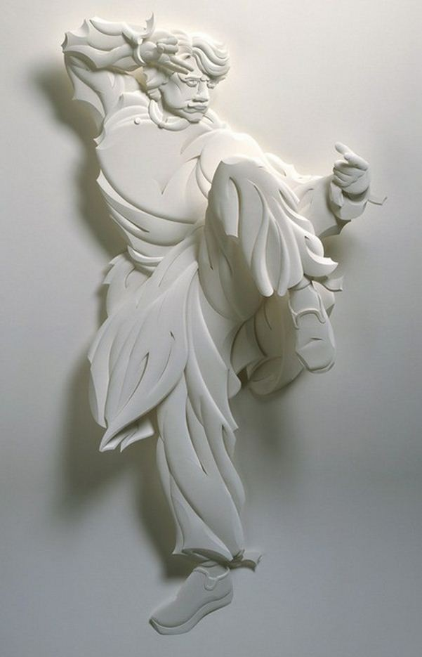Скульптор Джеф Нишинака. Jeff Nishinaka. Восточное