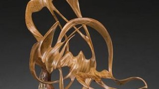 J. Christopher White. Изящные деревянные скульптуры. Двенадцатая