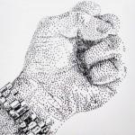 Marcus Levine. Картины из гвоздей. Четвертая
