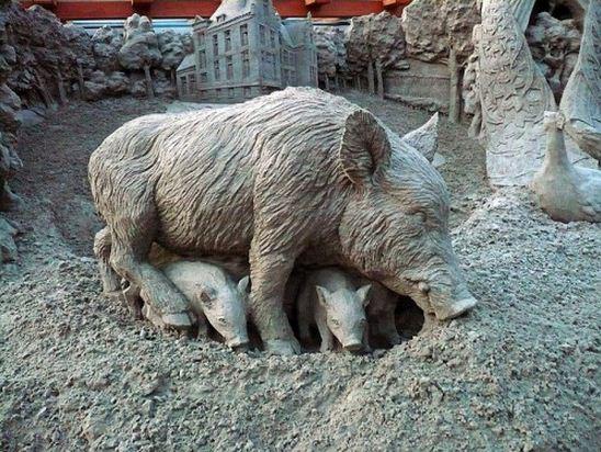 Skulptura-iz-peska-dvadtsat-pyataya