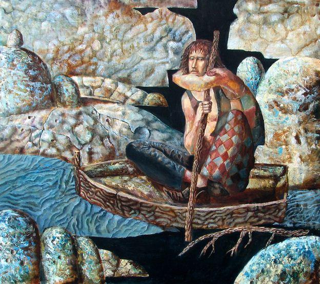 Борис Балахонцев. Интересные картины художников. Двадцать первая