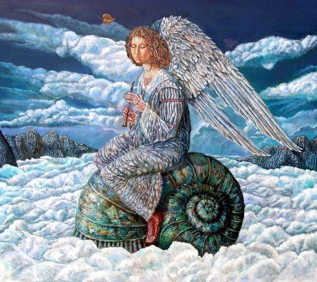 Борис Балахонцев. Интересные картины художников. Седьмая