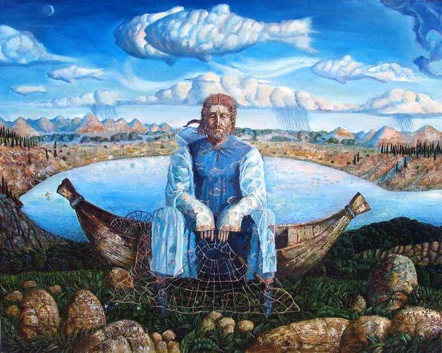 Борис Балахонцев. Интересные картины художников. Восьмая