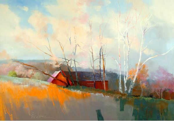 Paul Stone. Минимализм в живописи. Картина двадцать седьмая