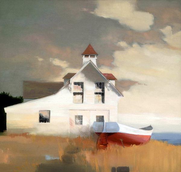 Paul Stone. Минимализм в живописи. Картина двадцать третья