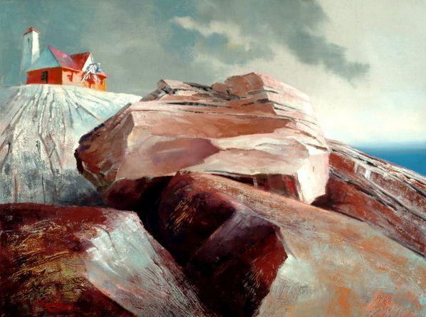 Paul Stone. Минимализм в живописи. Картина двадцать вторая