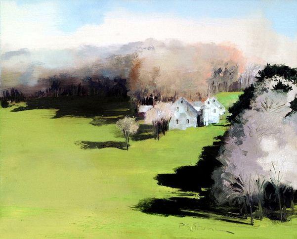 Paul Stone. Минимализм в живописи. Картина семнадцатая