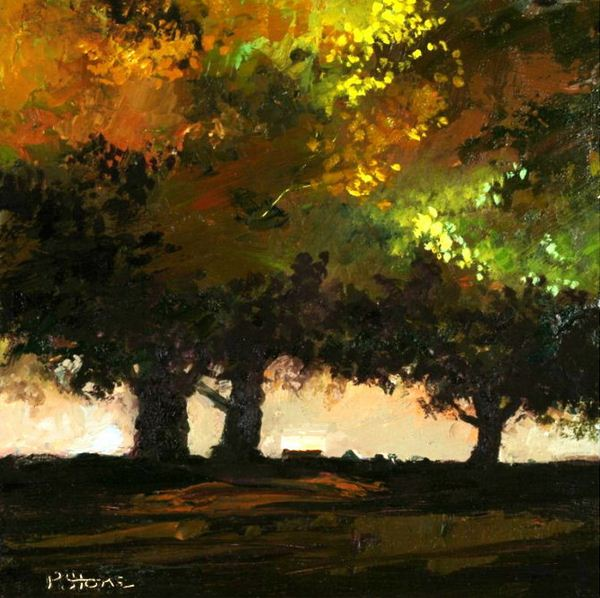 Paul Stone. Минимализм в живописи. Картина шестнадцатая