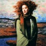Xie Chuyu. Китайский портрет. Девятый