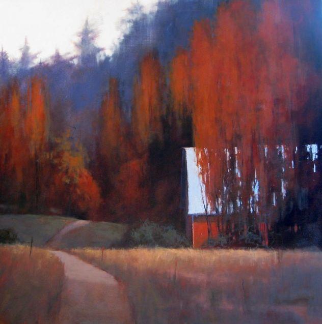 Romona Youngquist. Американский пейзаж в живописи. Вторая