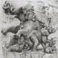 ArtPrize 2012. Adonna Khare и ее большие рисунки. Слоны. Фрагмент седьмой