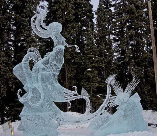 Ice Alaska 2013. Multi block. Реалистика. 2 место. Foreign Object