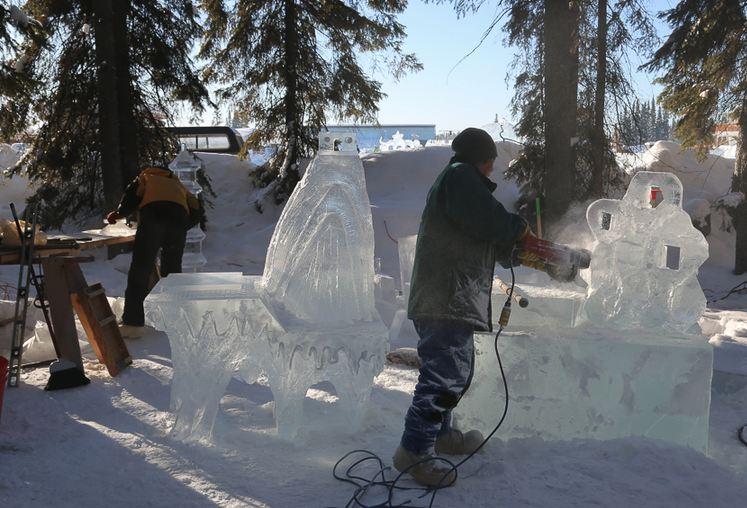 IceAlaska 2013. 4 место в категории Реалистика. Awesome. В работе