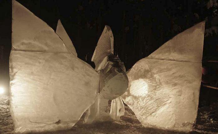IceAlaska 2013. 5 место в категории Реалистика. Rascasse. Заготовка
