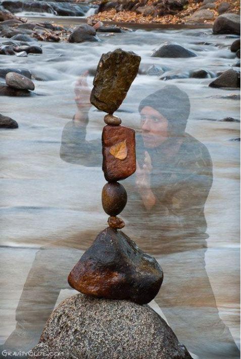 Michael Grab. Балансировка камней. Еще раз получилось