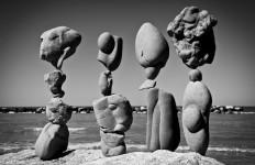 Michael Grab. Каменное равновесие. Композиция двадцать первая