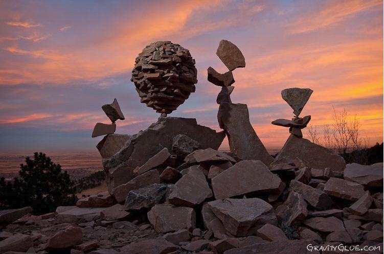 Michael Grab. Каменное равновесие. Композиция третья. С дополнениями