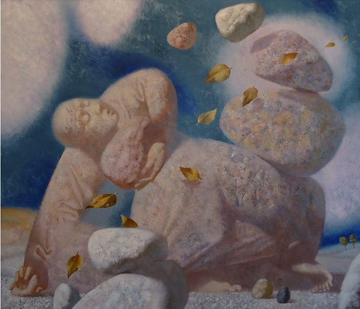 Павел Антипов и его философские картины. Картина вторая