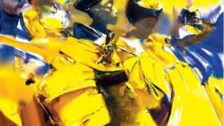 Валерий Блохин. Яркая живопись на грани абстракции. Тибет. Прогулка императора
