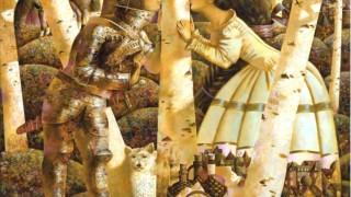 Анна Березовская. Березовый сок. 90х100 х.м.
