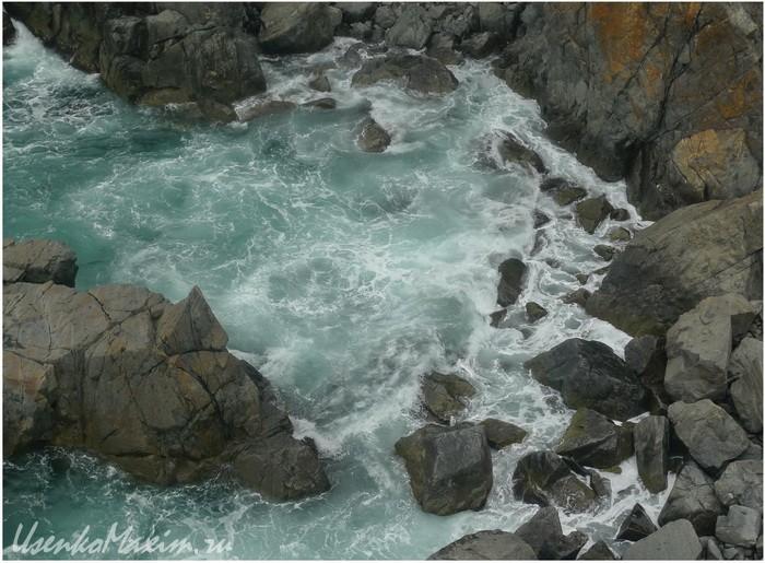 Японское море. Полуостров Гамова. Все не могу насмотреться...