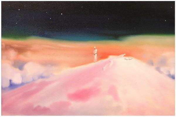 Моя картина из первой персональной выставки