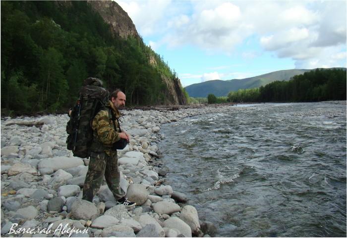 Река Герби. Июль