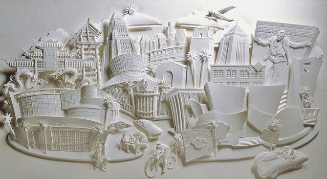 Скульптор Джеф Нишинака. Jeff Nishinaka. О современности