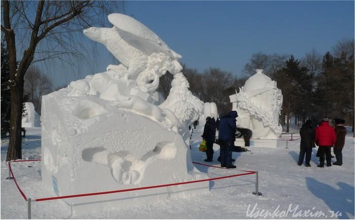 Interesnaja-no-slishkom-tjazhelaja-Harbinskij-sneg-2010
