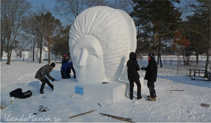 Tvoreniе-pozhiloj-amerikanki-Tat'jany-Harbinskij-sneg-2010