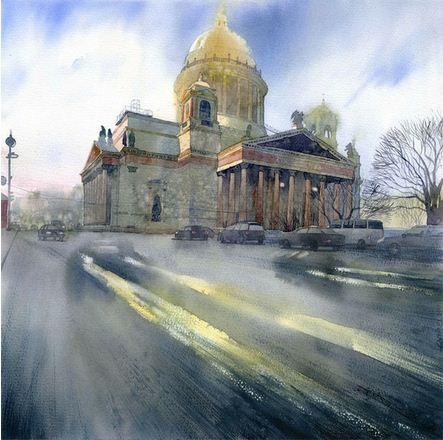 Akvarel-pyatnadtsataya.-Hudozhnik-Grzegorz-Wrobel