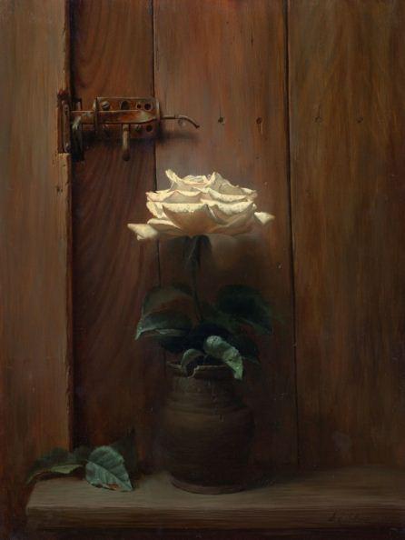 Натюрморт маслом Алексея Антонова. Картина четвертая