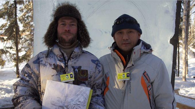 Аляска 2012. 2 место. Парфенов Александр и Степанов Егор