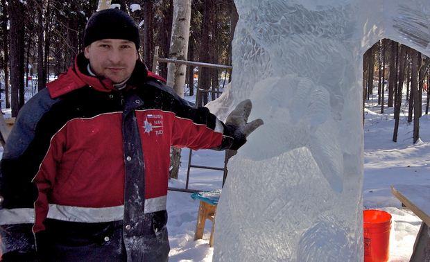 Аляска 2012. 4 место. Зуев Иван
