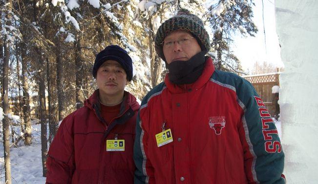Аляска 2012. 5 место. Wei Tian Zuo и Zhang Ling Zhi