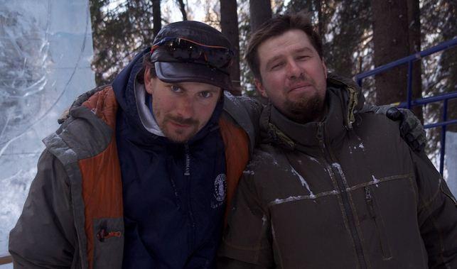 Аляска 2012. 8 место. Локтюшин Иван и Полин Вадим