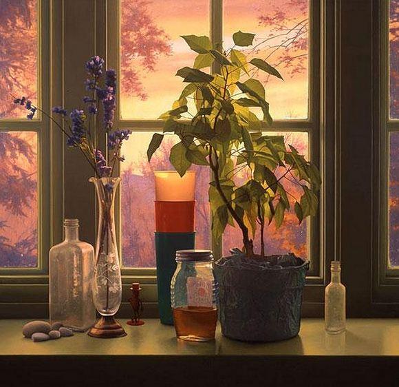 Amerikanskiy-hudozhnik-Scott-Prior.-Natyurmort-Autumn-Still-Life