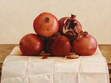 Гиперреализм удожника Omar Ortiz. Картина 120х160 холст масло