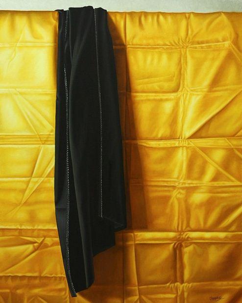 Художник Omar Ortiz. Гиперреалистичная картина 100х80 холст масло