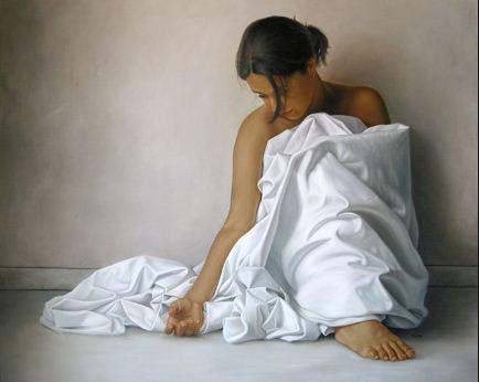 Художник Omar Ortiz. Гиперреалистичная картина 160х190 холст масло