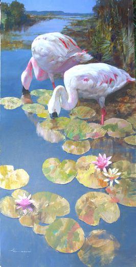 Художник Spartaco Lombardo. современные итальянские художники. Картина двадцать четвертая