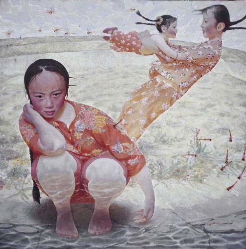 Hudozhnik-Wang-Yiguang.-Kartina-vosmaya