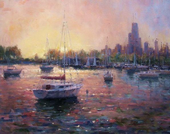 Impressionizm-E.J.Paprocki.-Kartina-pyatnadtsataya