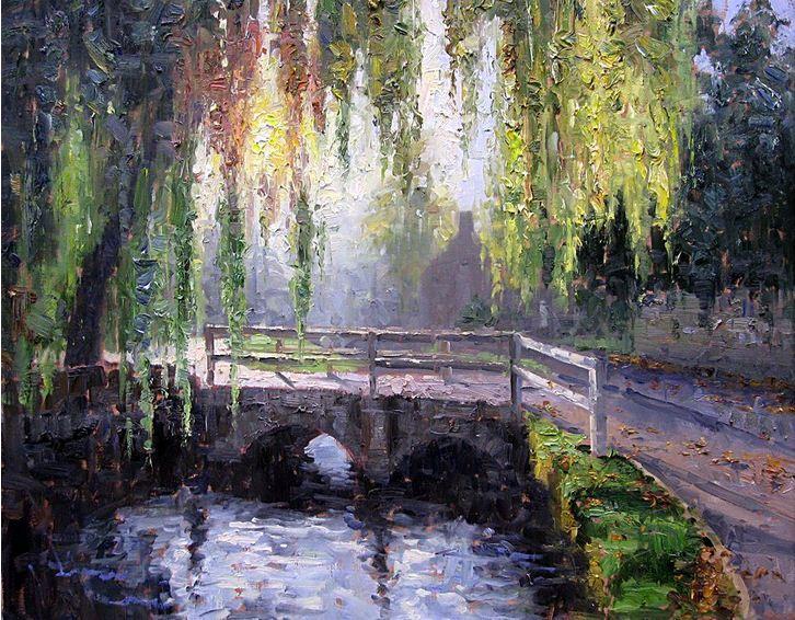 Impressionizm-E.J.Paprocki.-Kartina-trinadtsataya
