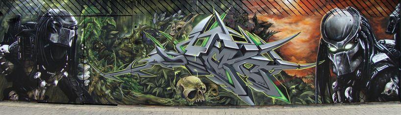 Strit-art-iskusstvo.-Smug-One.-Rabota-graffiti-chetyirnadtsataya