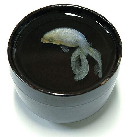 Трехмерная живопись Riusuke Fukahori. Картина восьмая