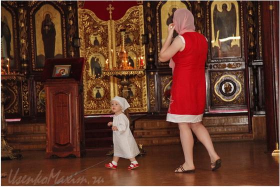Фотографы Хабаровска. Фотосъемка в церкви. Фото четвертое