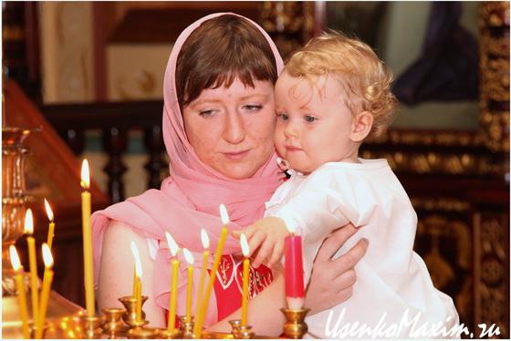 Фотографы Хабаровска. Фотосъемка в церкви. Фото шестое